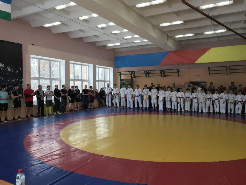 10 февраля прошёл фестиваль силовых видов спорта!